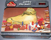 Canadian Return of the Jedi (ROTJ) Jabba The Hutt Play-Doh Playdoh