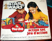 Canadian Star Wars A New Hope SW ANH Play-Doh Playdoh