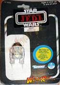 Star Wars Canada Toy Shrinkwrapped R2 Figure